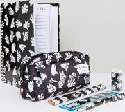 Pencil Case & Stationery Gift Set