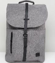 tribeca backpack in crosshatch