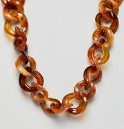 chain carey necklace