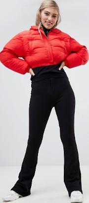 Flare Jersey Trouser