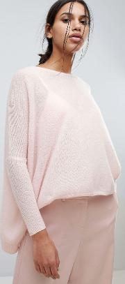 Loose And Easy Cashmere Jumper