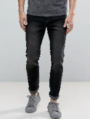 skinny jean nickel black