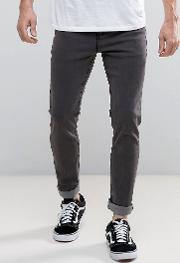 Skinny Jean Nickel Grey