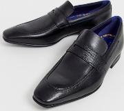 Galah Penny Loafers