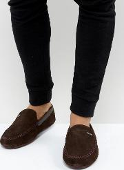 morris moccasin slippers