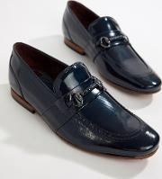 Paiser Embossed Loafers