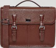 Satchel Bengal In Leather