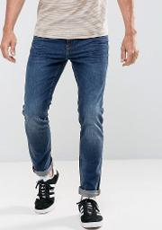 skinny jeans with wash