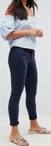 Sophie Low Rise Skinny Jeans