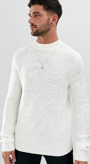 Jumper With Turtle Neck