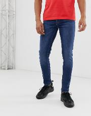 Skinny Jeans Bright Wash
