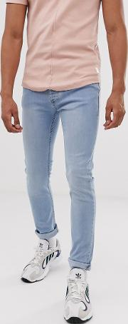 Skinny Jeans Light Blue Wash