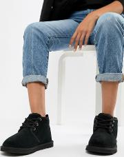 Neumel Lace Up Ankle Boots