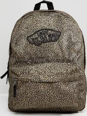Backpack In Leopard Print
