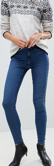 super skinny jean with ankle zip