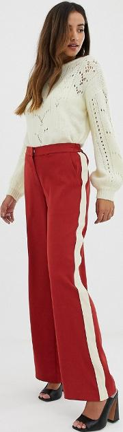 Soft Track Trousers