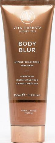 body blur instant hd skin finish mocha 100ml