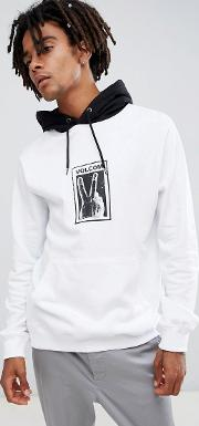 Reload Hoodie With Print