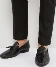 Harry Leather Tassel Loafers