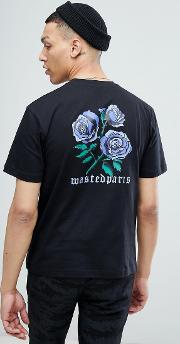 amore t shirt in black