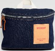 limited collection denim cross body bag
