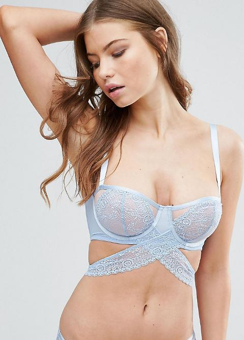 11c6d6ede Shop Wolf Whistle Wired Bra for Women - Obsessory