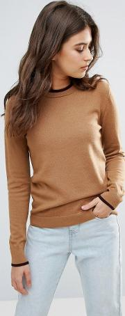 Wood  Merino Wool Jumper