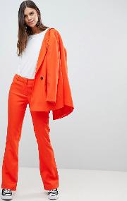 Coloured Tailored Trouser