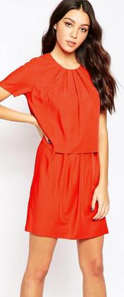 y.a.s trine twofer dress