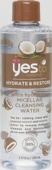Coconut Hydrating Micellar Cleansing Water 230ml