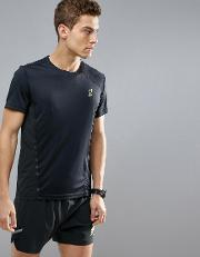 active  shirt in black