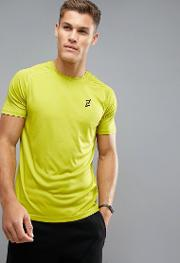 Training  Shirt  Yellow