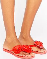 fresh bloom flip flops
