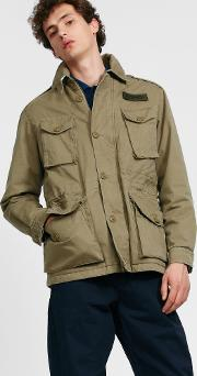 Japanese Twill Field Jacket Vancouver Winter