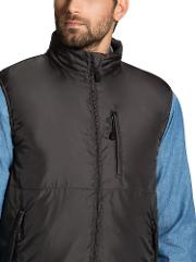 Nylon And Thermore Vest Jil