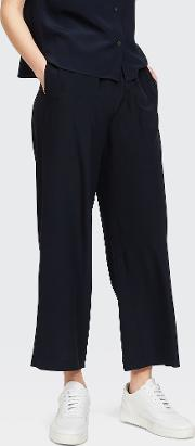 Pure Silk Trousers