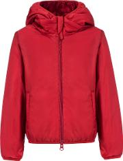 Thermore Jacket Will Sleeve Hood