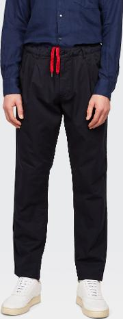 Trousers Funzionale Pinces