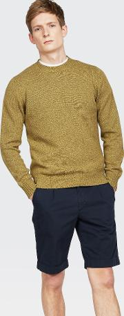 Wool And Cotton Sweater