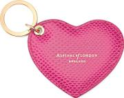 Ladies Bright Heart Key Ring