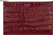 Ladies Essential Large Flat Pouch