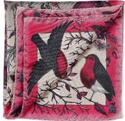 Ladies Robin Silk Scarf 33x33