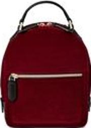 Micro Mount Street Backpack In Cherry
