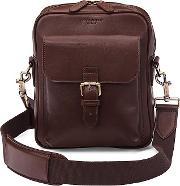 Small Harrison Messenger Bag In Smooth
