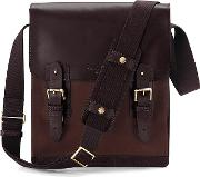 The Small Shadow Messenger In Brown