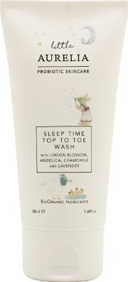 Sleep Time Top To Toe Wash 50ml