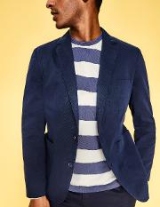 Allerdale Chino Blazer Navy Men