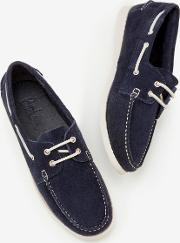 Boat Shoes Blue Men