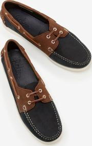 Boat Shoes Navy Men