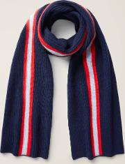 Cashmere Knitted Scarf Men
